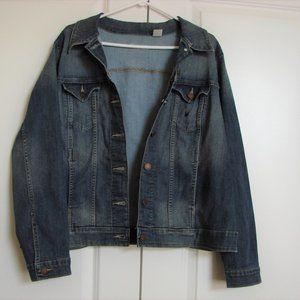 Levi's Denim Jean Jacket ~ Soft ~ NWT